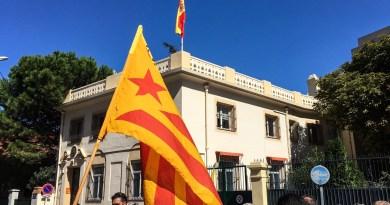 Indifférence, indignations, craintes – le combat des catalans du sud impacte la vie perpignanaise