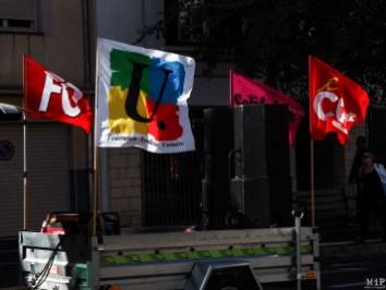 Mobilisation contre la réforme du travail à Perpignan-9210021