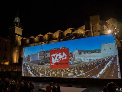 Visa pour l'image 2017 - Projections au Campo Santo