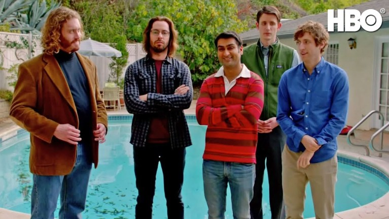 Silicon Valley Serie HBO - Screen Youtube