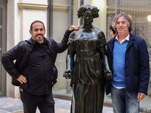 Stef Saint E et Antoine Noettinger réaliseront un happening pour la fin de l'exposition Picasso au Musée Rigaud