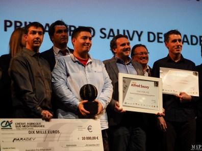 Paradev Lauréat de la 19ème édition du Prix Sauvy