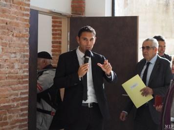 Fabrice Lorente et Jean Marc Pujol