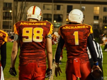 Football américain - Archanges Perpignan VS Scorpions Muret-1200548