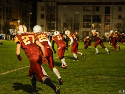 Football américain - Archanges Perpignan VS Scorpions Muret-1200654