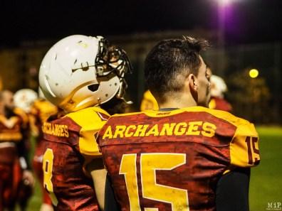 Football américain - Archanges Perpignan VS Scorpions Muret-1200673