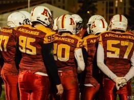 Football américain - Archanges Perpignan VS Scorpions Muret-1200742