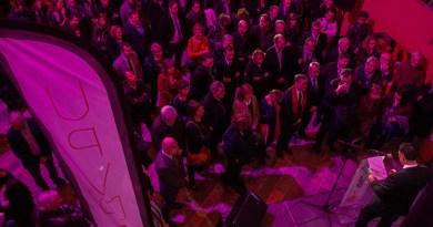 Université de Perpignan – Des vœux teintés d'hommages à Jean D'Ormesson, Johnny et France Gall