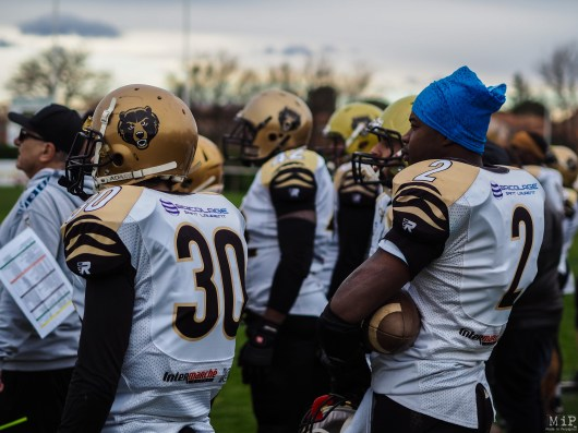 Football américain - Archanges Vs Grizzly -2180420