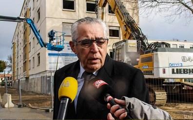 Perpignan Politique de la ville - Démolition de la tour N°4 de la cité Diaz bis-52