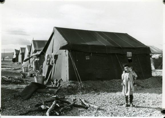 Camp de Rivesaltes © Fond Bailhache