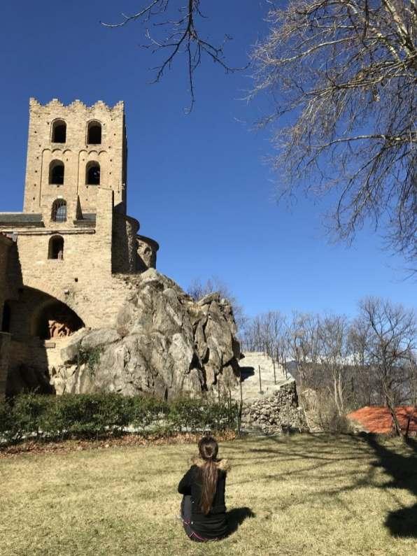 KikimagTravel - Abbaye Saint Martin du Canigou - 3