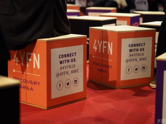 Mobile World Congress 2018 - 4YFN - Barcelone J2-2270112