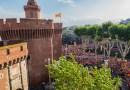 Les supporters du Pays Catalan pourront encourager «Les bleus» aux pieds du Castillet