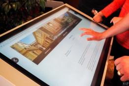 Consoles interactives en accès libre