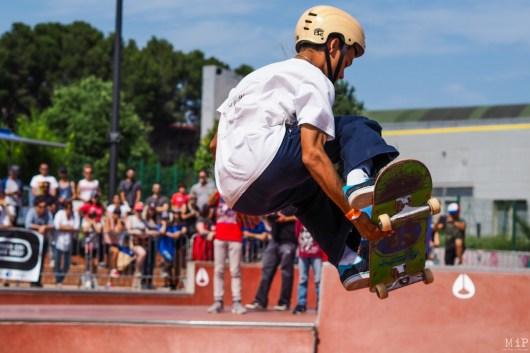 Perpignan - Finale du championnat de France de skateboard
