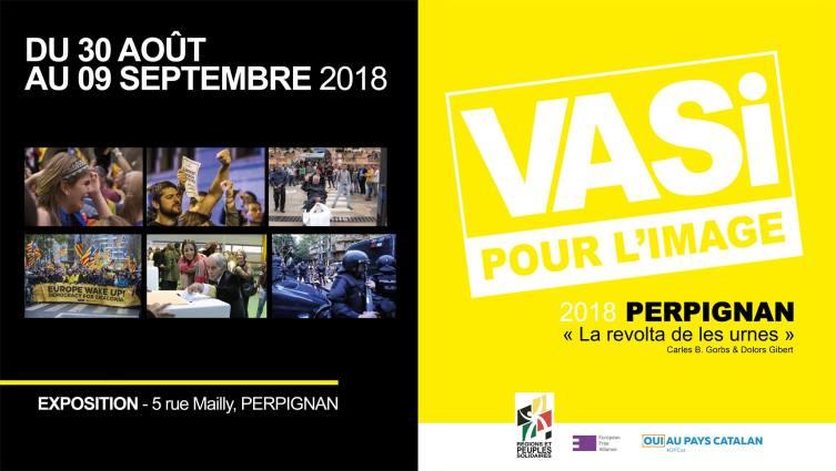 Affiche du festival Vasi pour L'image