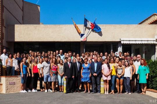 Nouvelle promotion des professeurs des écoles - Perpignan