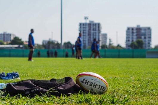 Le nouveau centre d'entrainement de l'USAP est basé au Parc des Sports du Moulin à Vent