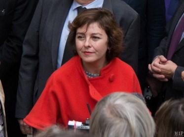 Carole Delga - Présidente de la région Occitanie-Pyrénées-Méditerranée - Photo d'archives
