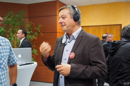 Xavier Danjou, à la tête du G16, partenaire du Prix Sauvy