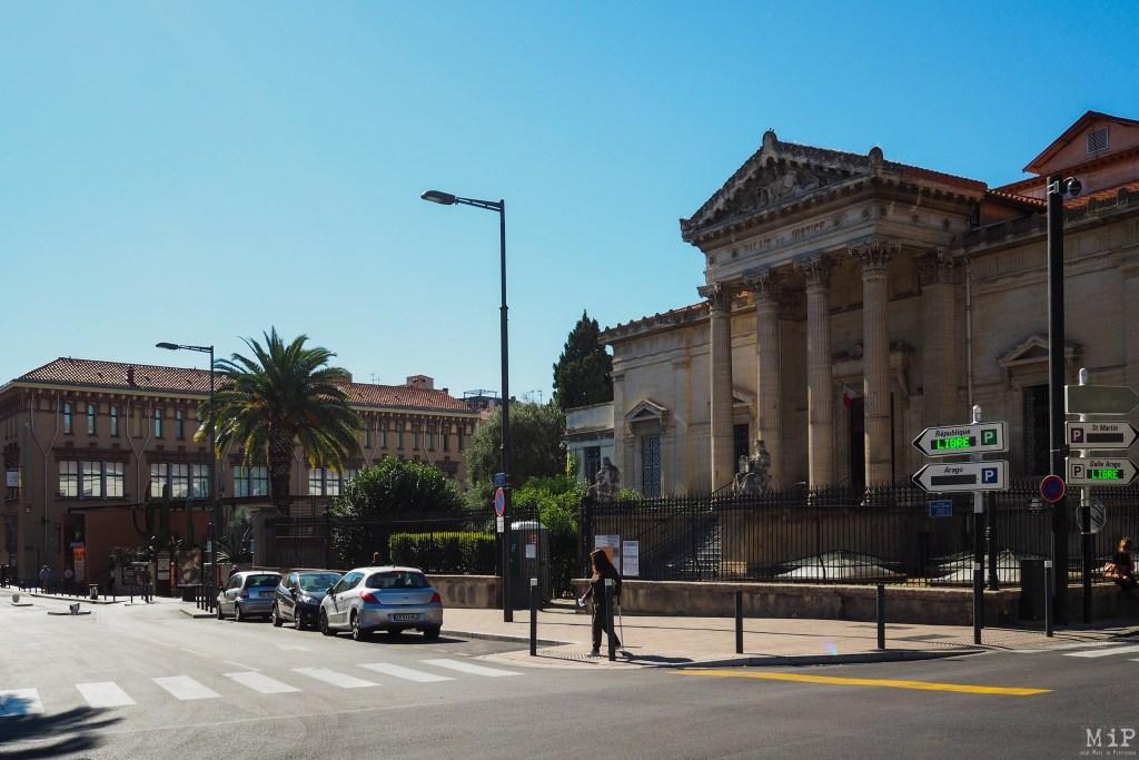 Tribunal de Justice de Perpignan - Extension sur la Dalle Arago actée