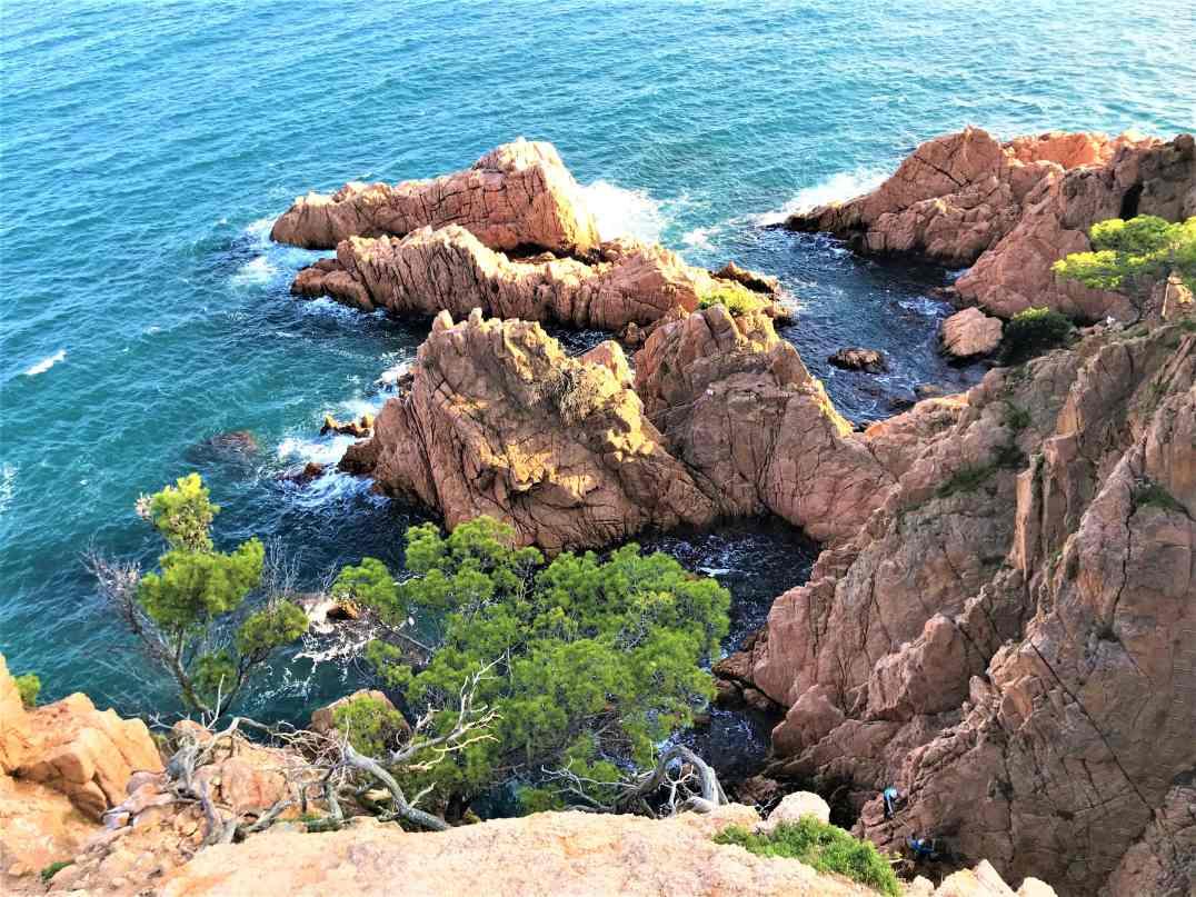 Via ferrata Saint Feliu de Guixols - Blog KikiMagtravel 6