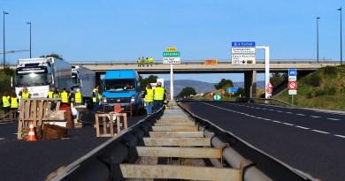 Impact des blocages – Chiffre d'affaires en baisse de 34 % pour les entreprises des Pyrénées-Orientales