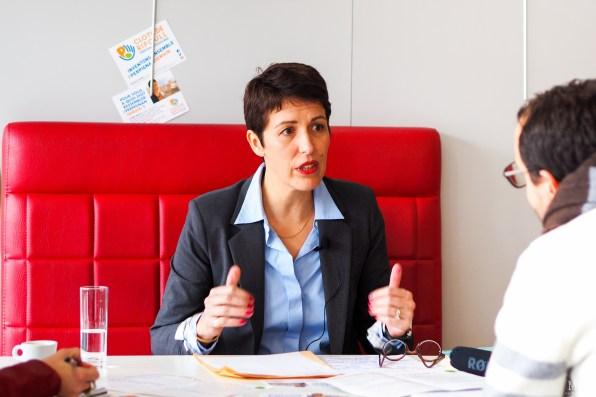 Clotilde Ripoull candidate à la mairie de Perpignan en 2020-5