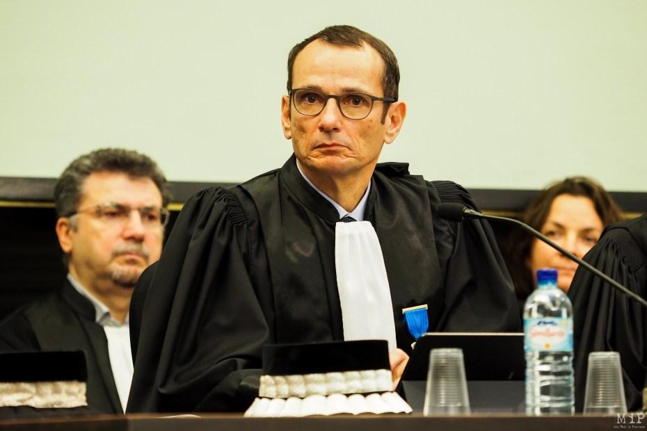 Pierre Viard président du tribunal de grande instance de Perpignan