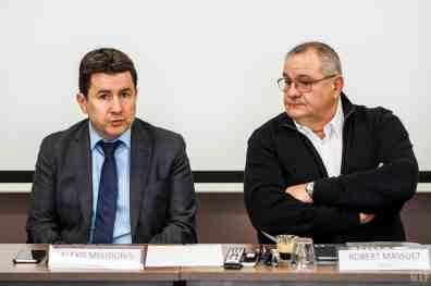 Alliance Économique des Pyrénées-Orientales - Alexis Melidonis - Robert Massuet