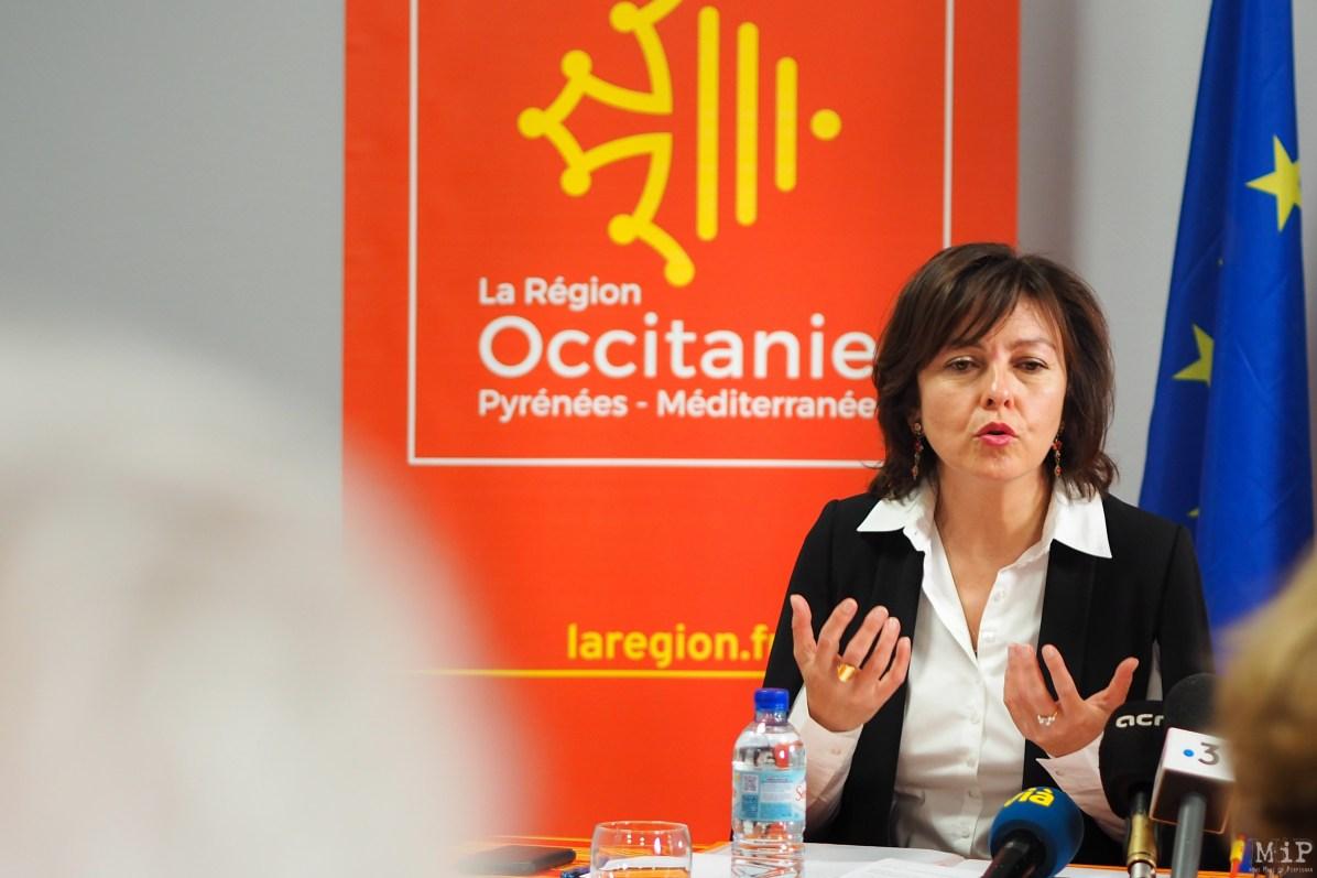 Carole Delga - Présidente de la Région Occitanie-Pyrénées-Méditerranée-5