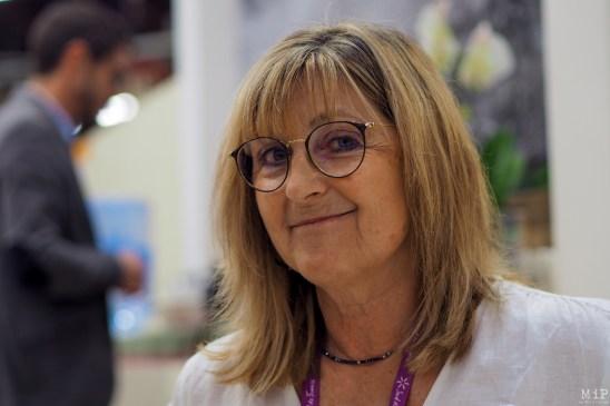 Chantal Passat - Responsable de la filière agro-alimentaire auprès de l'agence de développement économique de la Région