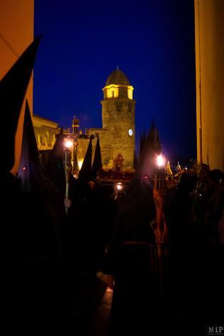Sanch Procession vendredi saint Collioure avril 2019
