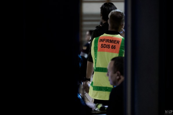 Exercice Prise en charge de nombreuses victime en milieu scolaire Mai 2019 Perpignan