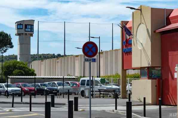 Prison de Perpignan - Conséquences du mouvement de grève de 01 2018-5