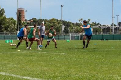 USAP Saison 2019-20 ProD2 Reprise Entraînement Sport Rugby XV Parc des sports Perpignan Juin 2019 Made In Perpignan