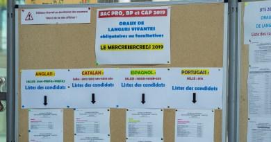 Baccalauréat 2019 – Les 29.244 candidats de l'académie dans les starting-blocks