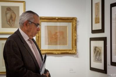 Jean-Marc Pujol découvre l'exposition Rodin-Maillol