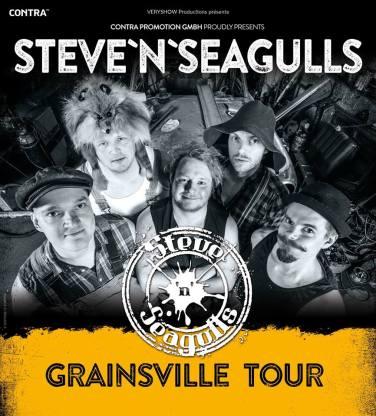 Steve'N Seagulls