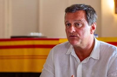Louis Aliot - Député RN de la 2ème circonscription des Pyrénées-Orientales