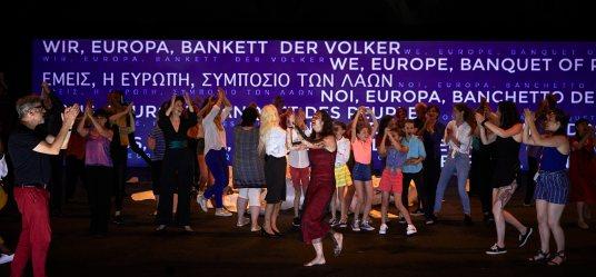 Nous l'Europe, banquet des peuples
