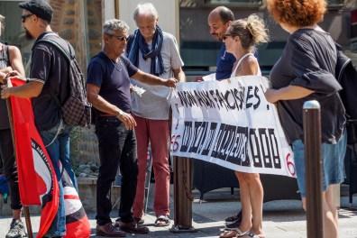 Céret Amélie les Bains antifa marché arènes musée