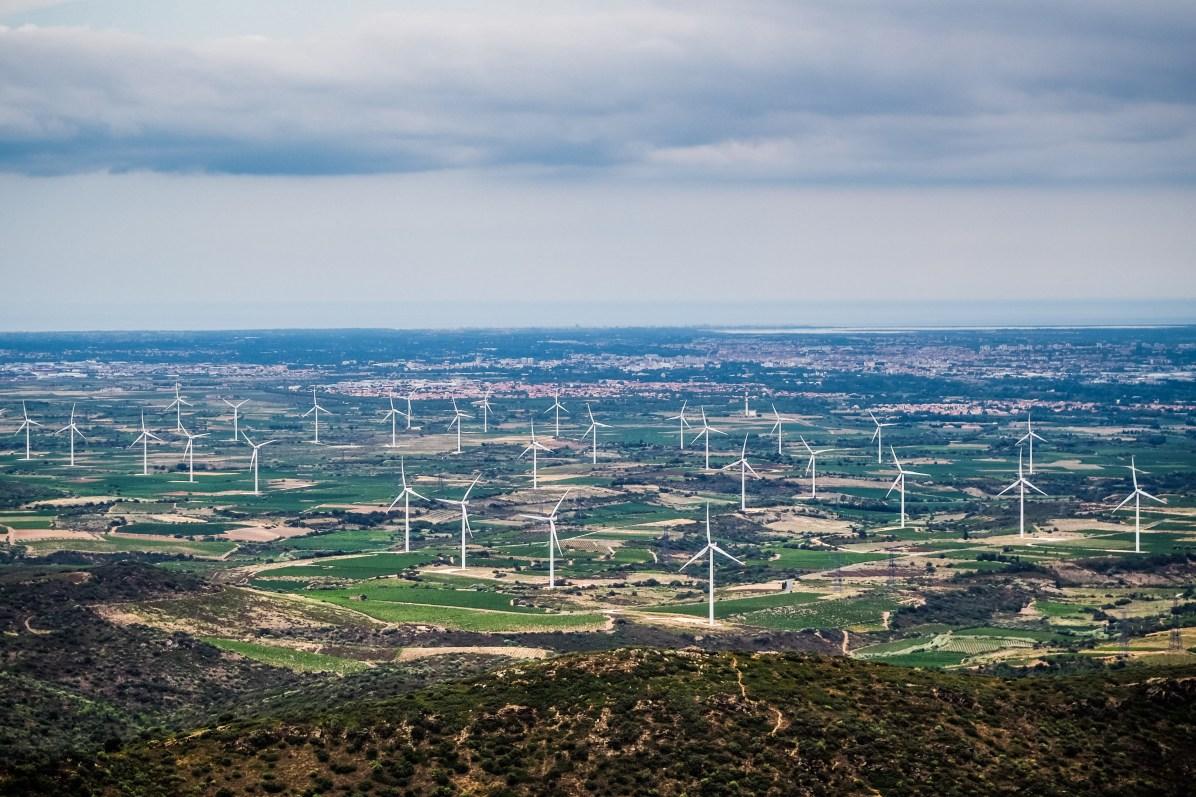 Força Real éoliennes Fenouillèdes