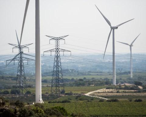 Col de la Dona éoliennes - Projet Passa, Banuyls-dels-Aspres, Brouilla