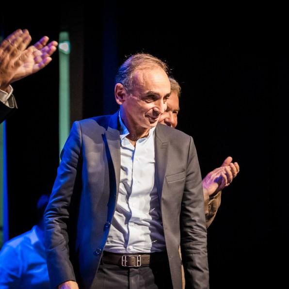 Éric Zemmour Louis Aliot Destin français Palais des Congrès Perpignan septembre 2019