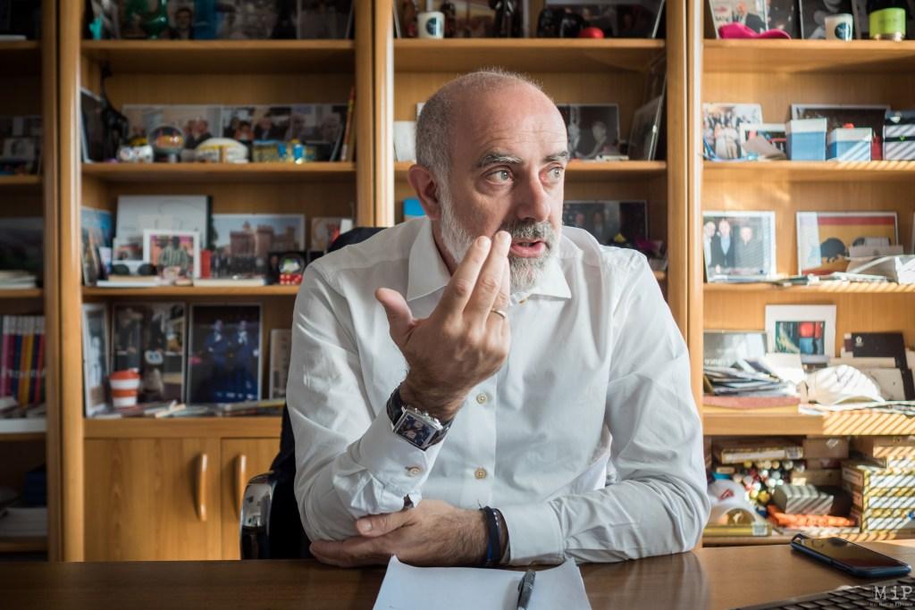Laurent Gauze Agende de Développement Economique ADE PMM Perpignan Méditerranée août 2019