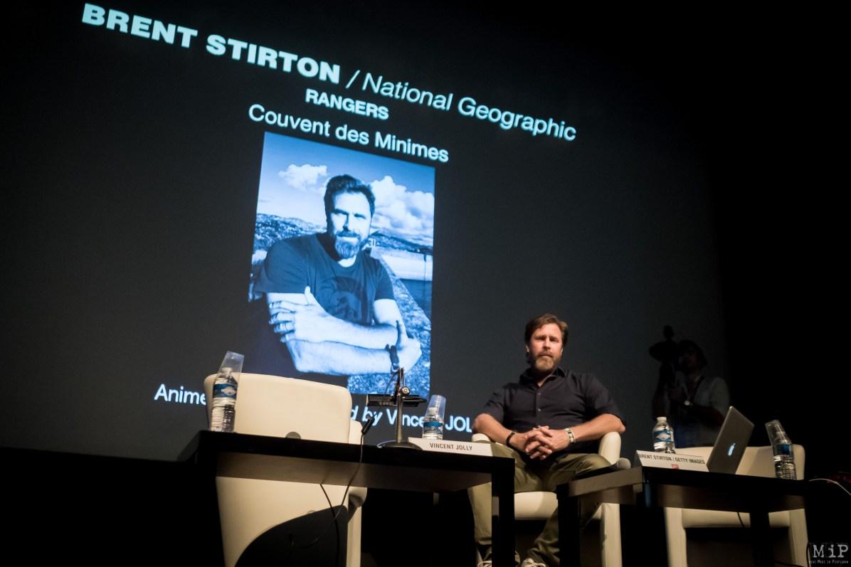 Visa pour l'Image 2019 Brent Stirton