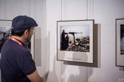 Visa pour l'Image 31e édition - Exposition de Patrick Chauvel.