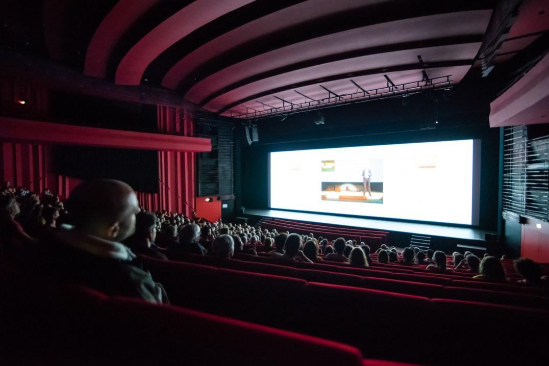 Théâtre de l'archipel projection Visa pour l'image